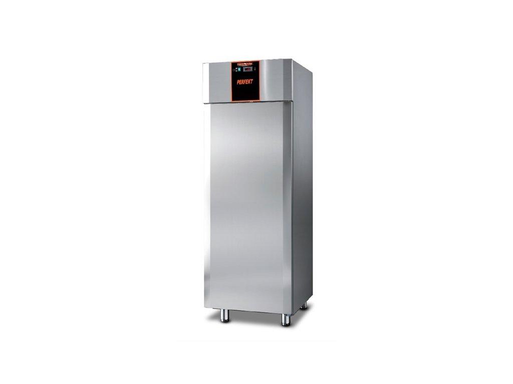 NORDline BT 700 Perfekt, mrazící skříň nerezová