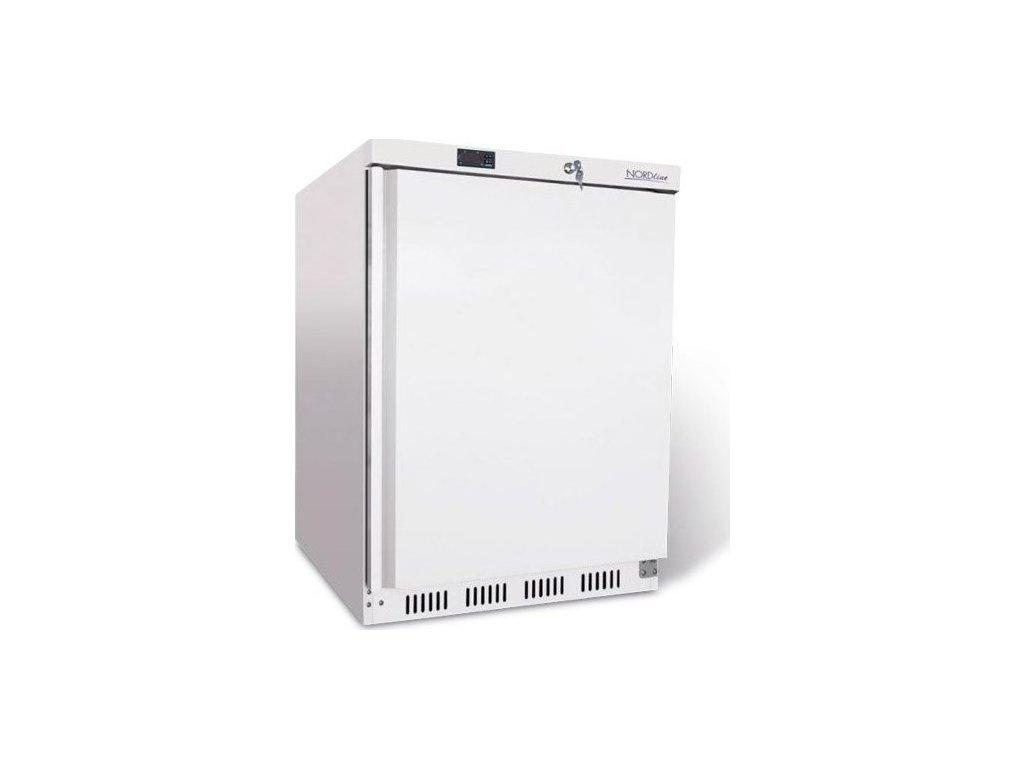 Chladnička jednodveřová Nordline UR 200 bílá 130lt.