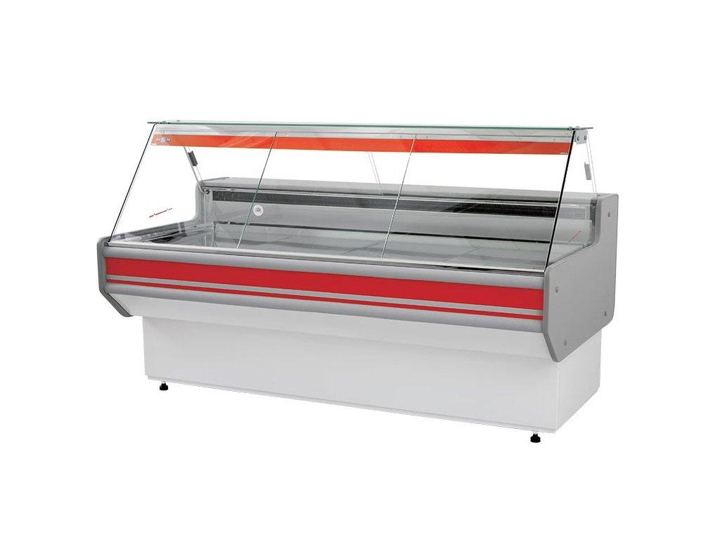 Chladící prodejní vitrína LA-107 RAPA