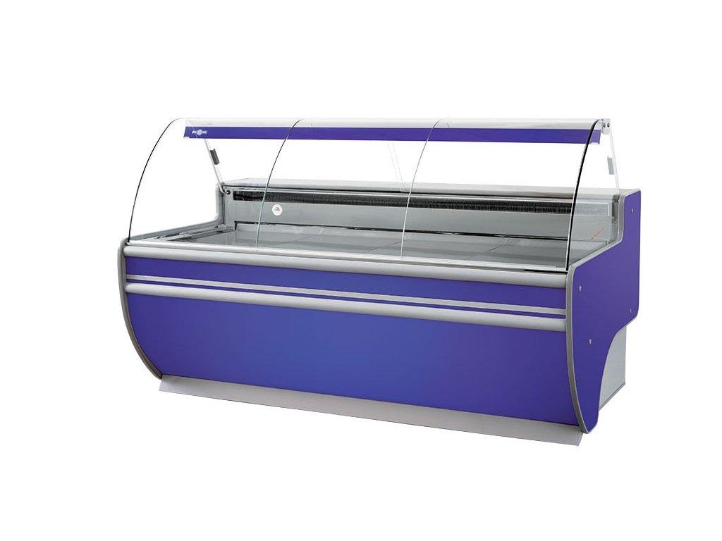 Chladící prodejní vitrína LD-107 RAPA