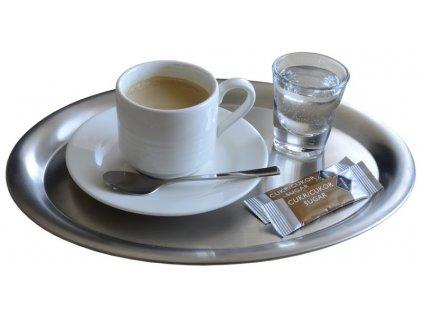 Tác na servírování kávy G-1800