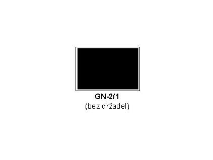 Gastronádoba bez držadel GN 2/1 Blanco
