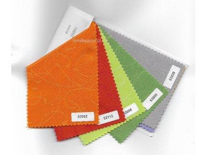 Ubrus textilní barevný teflonový