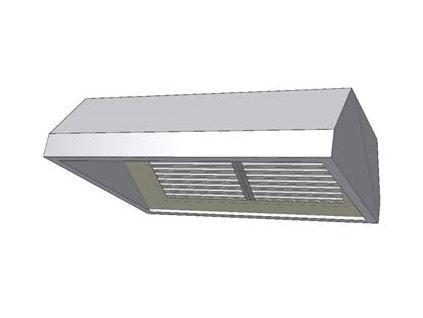 Závěsná digestoř KDVZ-1-1000