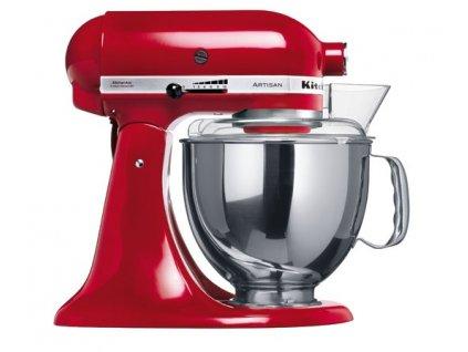 Kitchenaid robot Artisan 5KSM175 královská červená 4,83lt.
