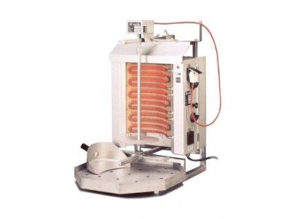 Elektrický gyros gril E1 Potis