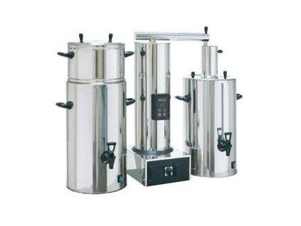 Kombinovaný čajovar a kávovar bez základny RETIGO CK-K