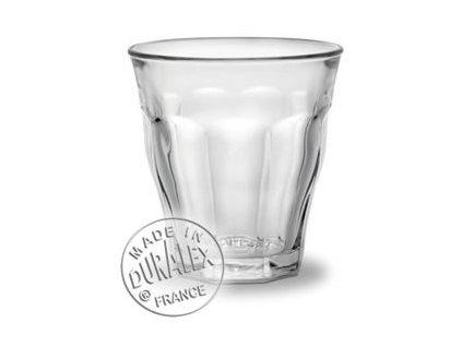 Sklenička Picardie 9cl. duritka Duralex - opravdu malá sklenička!