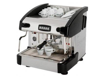 Kávovar jednopákový - černý EMC 1P/B/C Red Fox