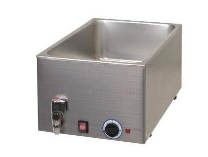 Vodní lázeň BM 1/1 205BT s kohoutem pro GN 1/1-200mm