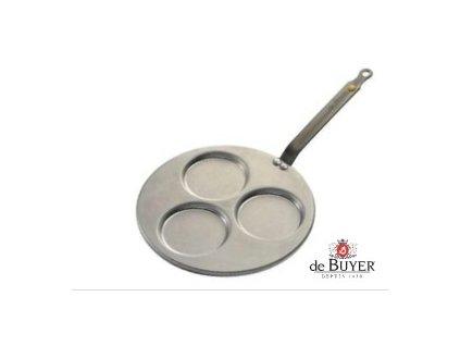 Lívanečník de Buyer ocelový Mineral 27cm D-5612-03