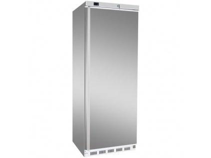 Chladící skříň 350lt. Red Fox HR-400/S lednice nerezová
