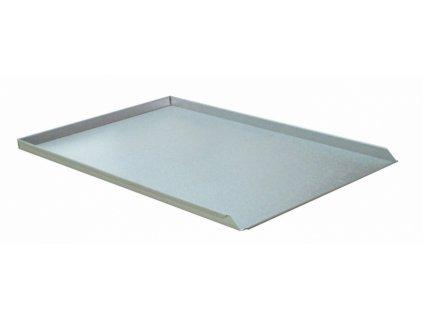 Plech na pečení AL 3x okraj 60x40x2cm DAL-60403r15