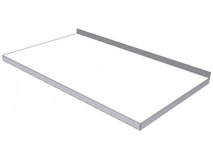 Pracovní deska nierolenová KPDN plastová - šíře 700mm