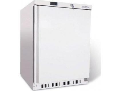 Chladnička jednodveřová Nordline UR-200 bílá 130lt.