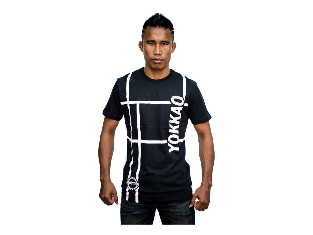 Sportovní triko YOKKAO Cube