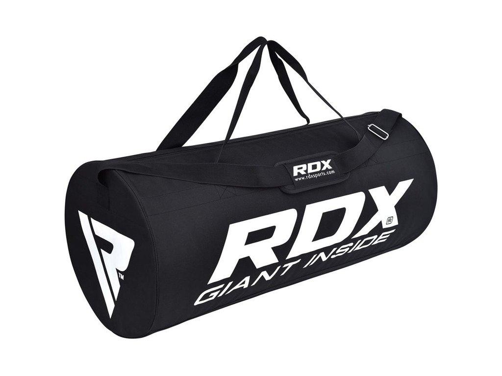 Sportovní taška RDX R5 Black Barrel Bag - černá