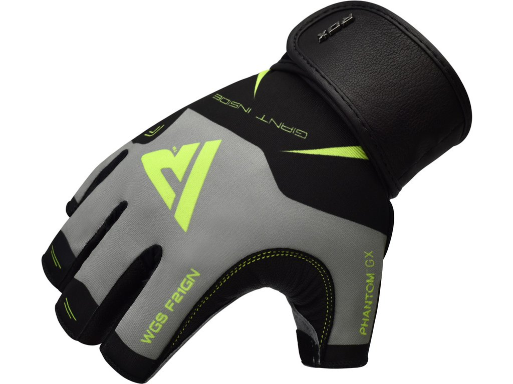 Tréninkové fitness rukavice RDX F25