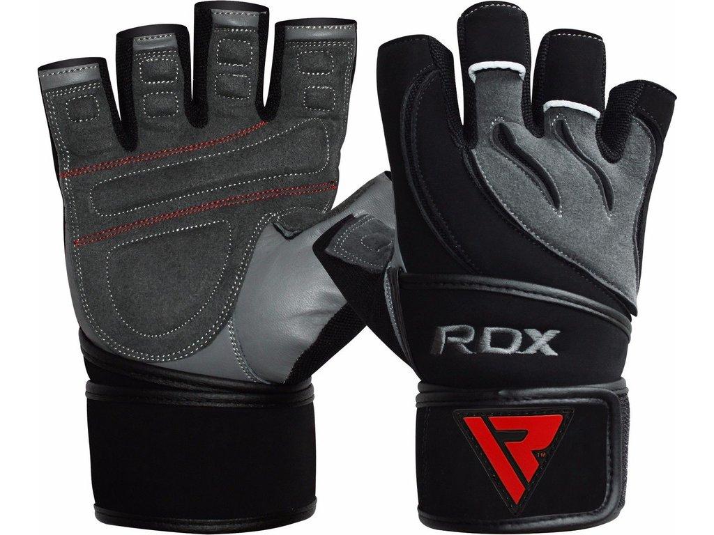 Tréninkové fitness rukavice RDX L4 Deepoq