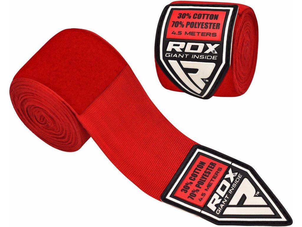 Bandáže rukou RDX HW červené