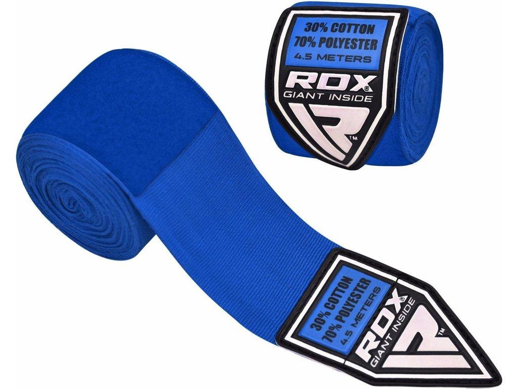 Bandáže rukou RDX HW modrý