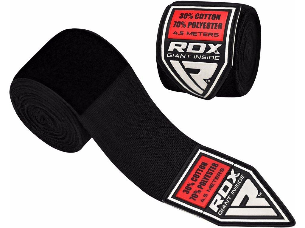 Bandáže rukou RDX HW černá