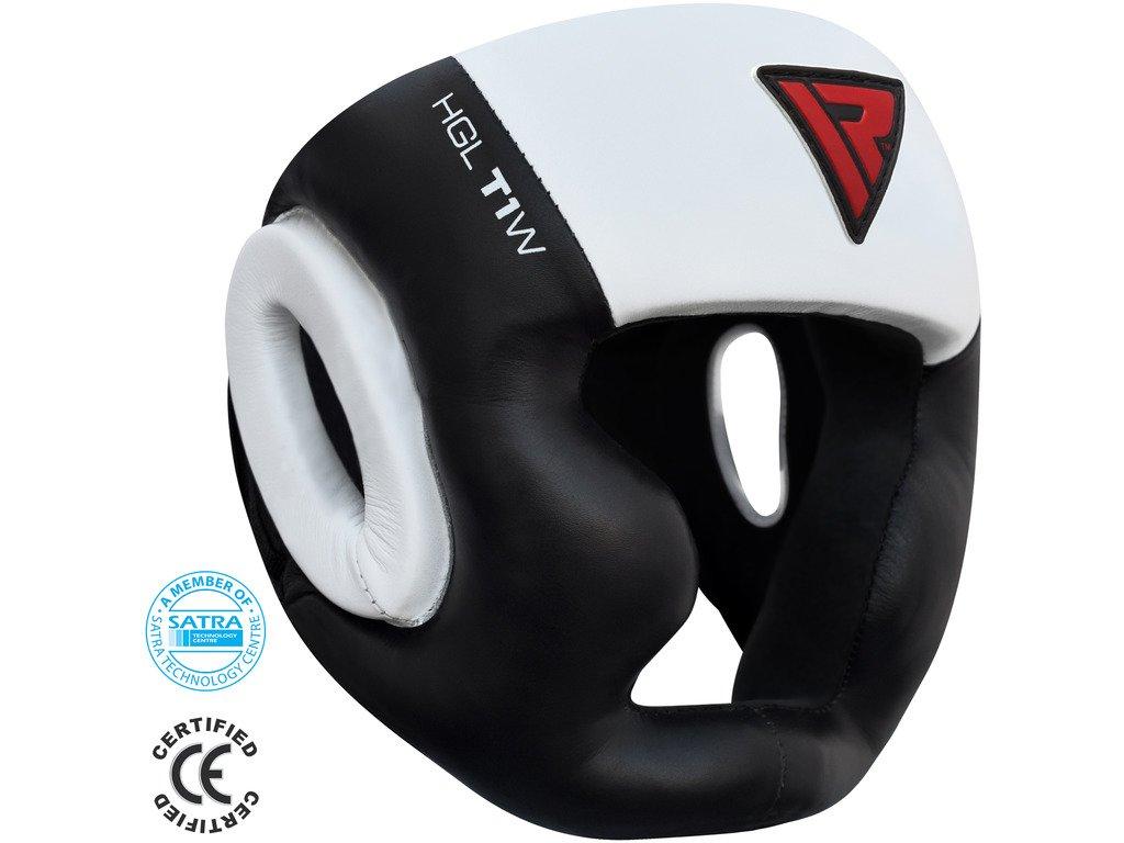 Chrániče hlavy Boxu chrániče tváře RDX T1W-L