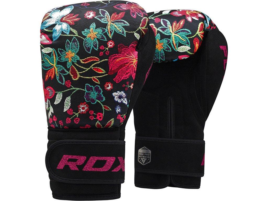 Boxerské rukavice RDX FL3 pro ženy