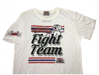 Sportovní triko YOKKAO Fight team