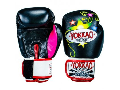 Muay Thai rukavice YOKKAO Star Dust
