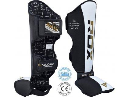 Chrániče holení Ultra MMA – velikost L, bílé