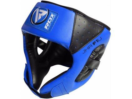 Dětská ochranná helma RDX F1 – modrá