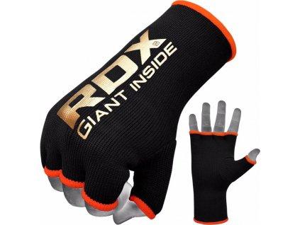 Vnitřní rukavice RDX – černo-oranžové