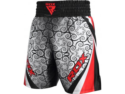 Boxerské trenky – velikost XL, červené