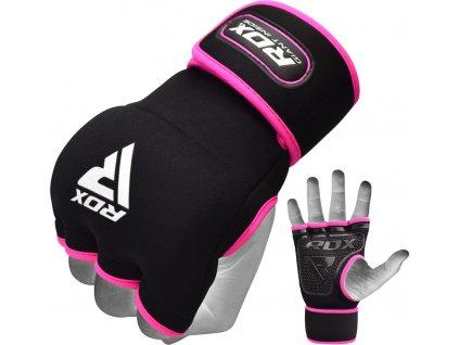 Vnitřní gelové rukavice RDX X8 bandáží zápěstí