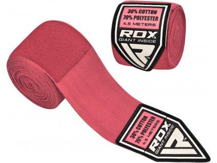 Bandáže rukou RDX HW růžový
