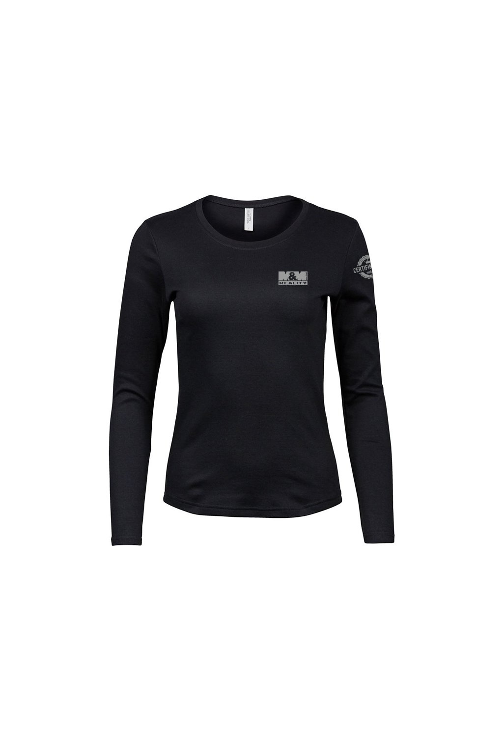Dámské tričko s dlouhým rukávem TEE JAYS 0590 - Certifikovaný makléř