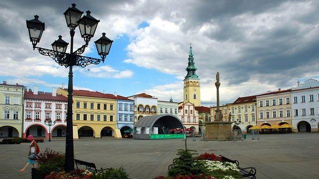 Slavnost města Nový Jičín
