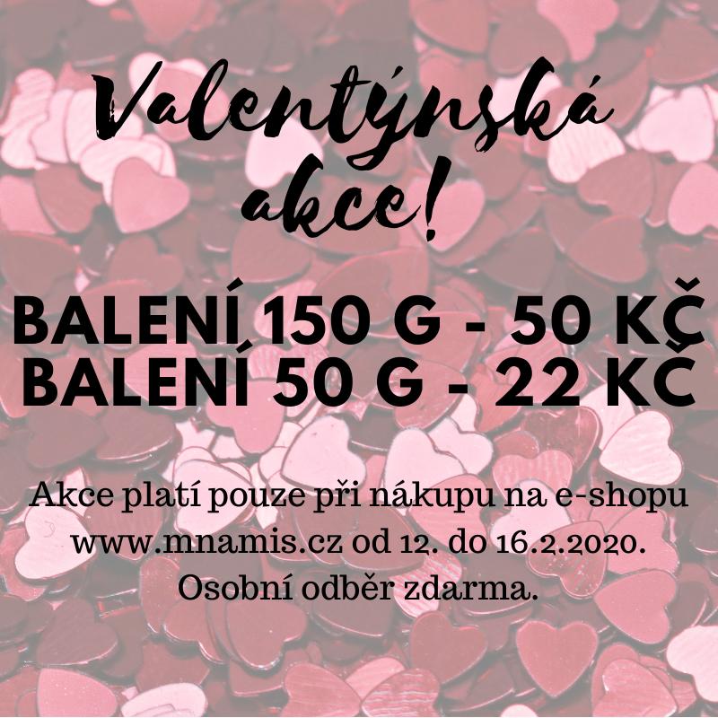 Valentýnská akce!