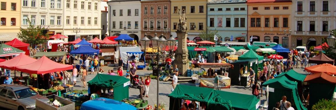 Mňamis dobroty můžete pravidelně zakoupit na trzích ve Frýku-Místku