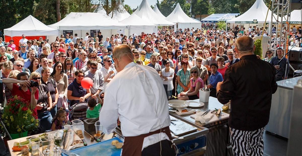 Garden food festival v Ostravě!