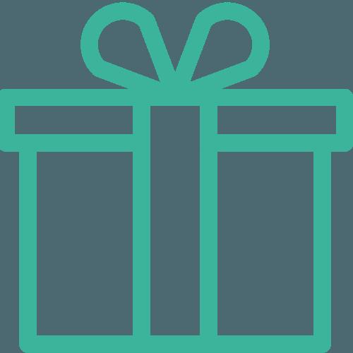 Darček k objednávke