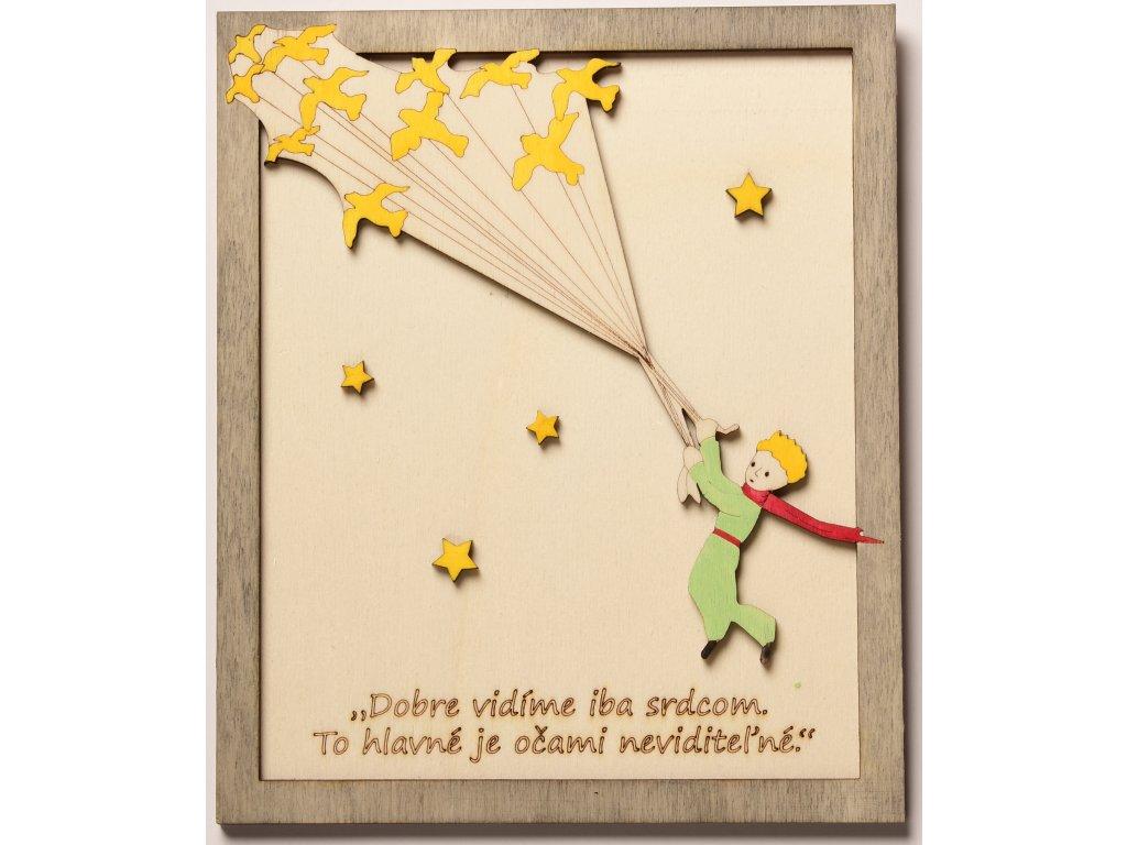 citát malý princ vtáky