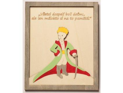 citáty malý princ s mečom