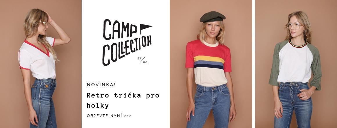 Nová kolekce CAMP collection koupit TEĎ!