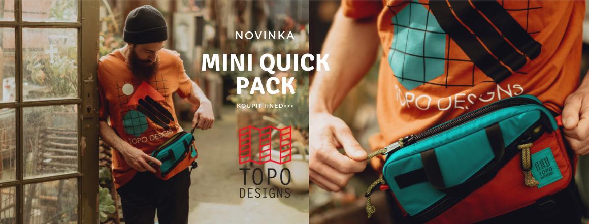 Vybírejte ty nejstylovější kousky od Topo Designs!