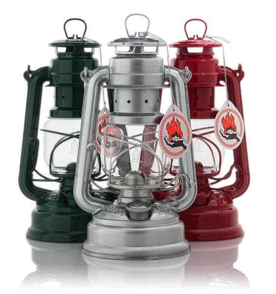 Lampičky Petrolejky
