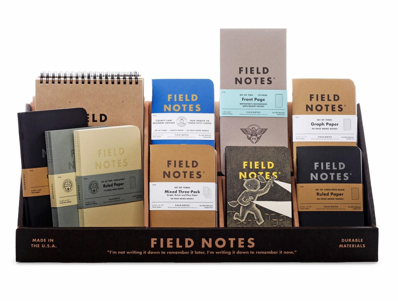 Poznámkové bloky a zápisníky