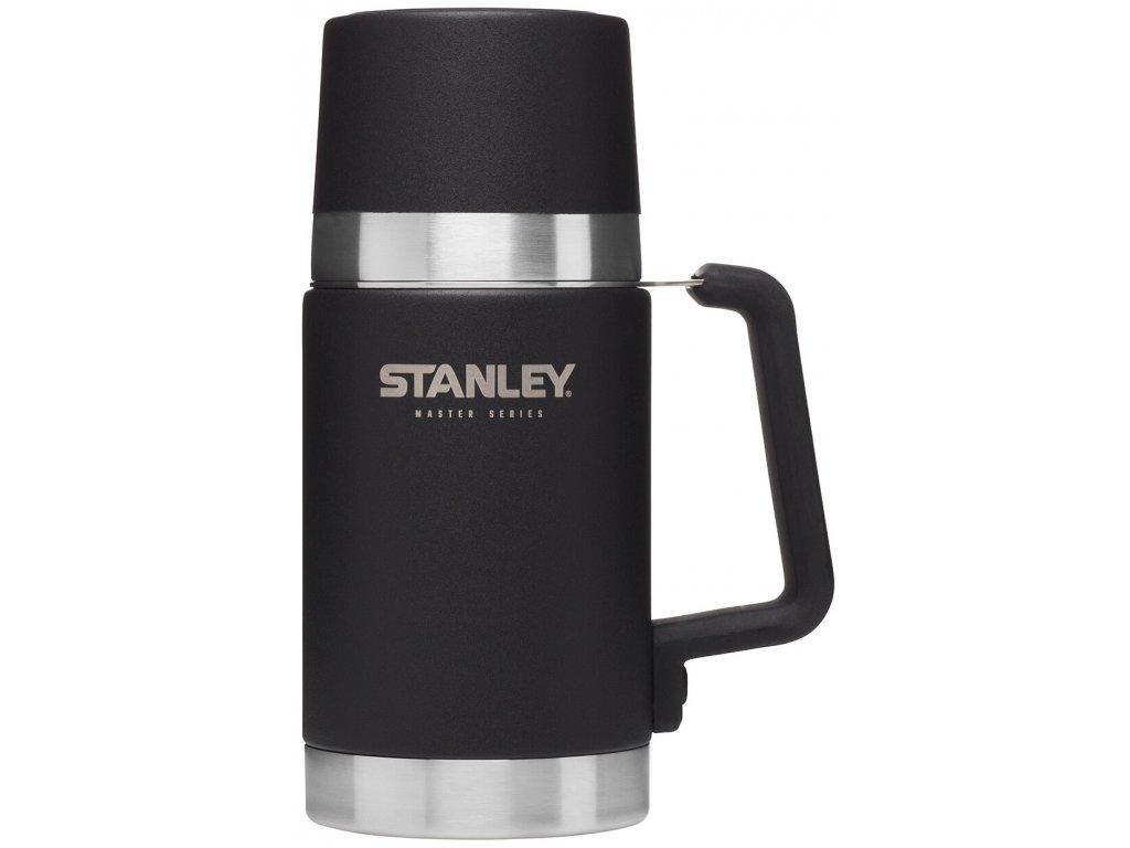 STANLEY Termoska na jídlo Master series 700 ml Foundry Black - MOAB ... 16effc6de28