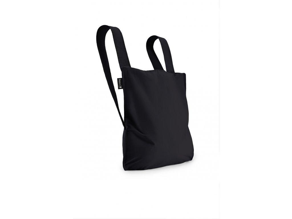 2c6c69367e Notabag BLACK taška a batoh v jednom - MOAB store